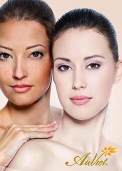 Dưỡng trắng, trẻ hóa da bằng chuyển ion vitamin C