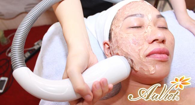 Nâng cơ trẻ hóa da mặt