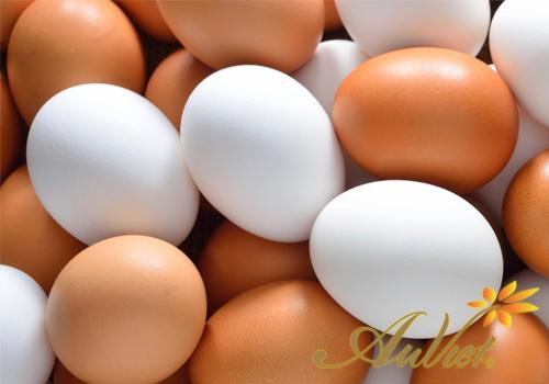 Thực phẩm gây sẹo Trứng