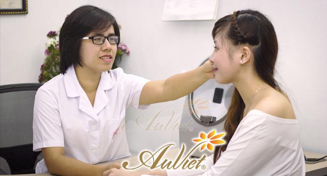 Trị sẹo lõm hiệu quả tại thẩm mỹ Âu Việt